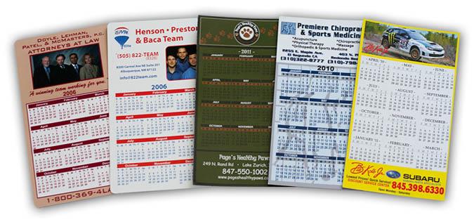 Custom Calendar Magnets Magnetic Calendars Magnetic